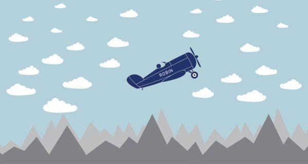 Nimeline rätik - Lennuk