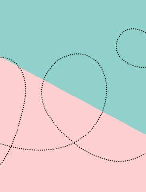 Nimeline rätik – Paberlennuk Roosa