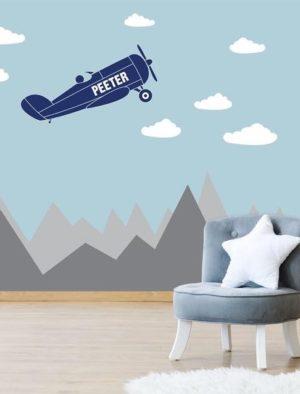Tapeet Lennuk nimeline