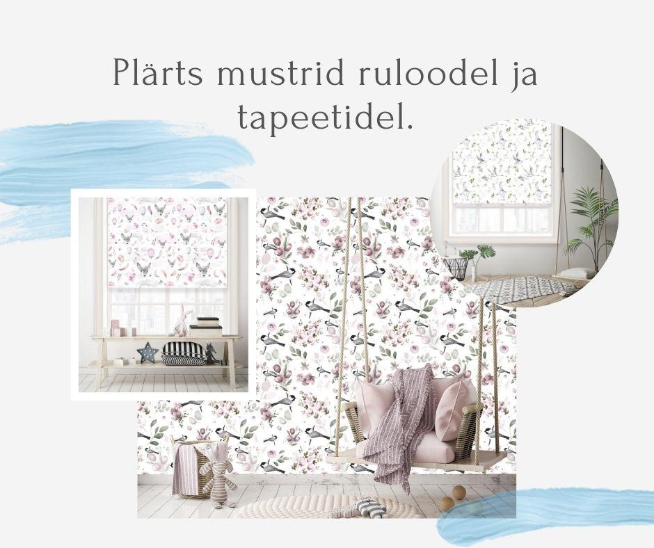 Plärts mustrid - Duoprint